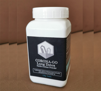 Introduce a Chinese herbs supplement for Covid-19